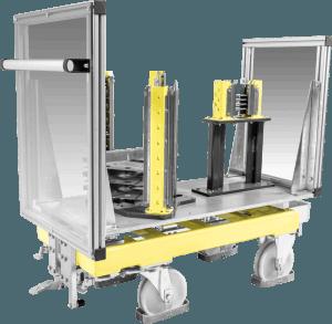 feed - Speicherwagen und Speicher