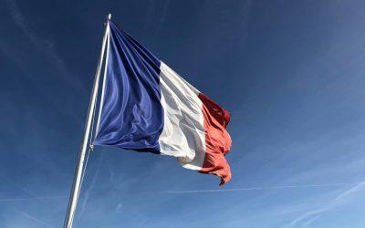 Dependance in Frankreich installiert